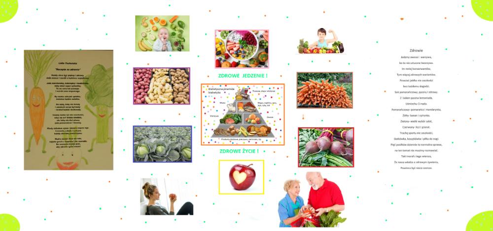 Zdrowe żywienie - praca Barbara Amelia